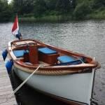 7 Meter Sloep (ca. 1500kg) van Kropswolde (Zuidlaardermeer) naar Lemmer