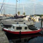 Transport boot 5.20 m van Den Haag naar Waddinxveen