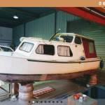 Transport kajuitboot 7m/2500kg Geertruidenberg-Wessem