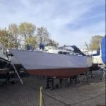 Boot vervoer kruiser