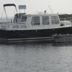 Transport steelboat 10,5mx3,4m/8000 kg from Rotterdam to Sweden