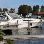 Polijsten en waxen voor searay 290 sundancer in Uitgeest