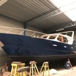 Yacht vervoer Waspik naar Kesteren