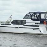 Gruno 35 Elite bovenschip verven & klein onderhoud