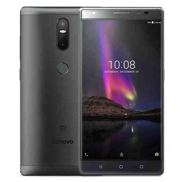 offertehitech-Lenovo phab2 Plus 6.4 pollici Doppia Fotocamera Posteriore 3GB RAM 32GB ROM MTK8783 Octa Core 4G Smartphone