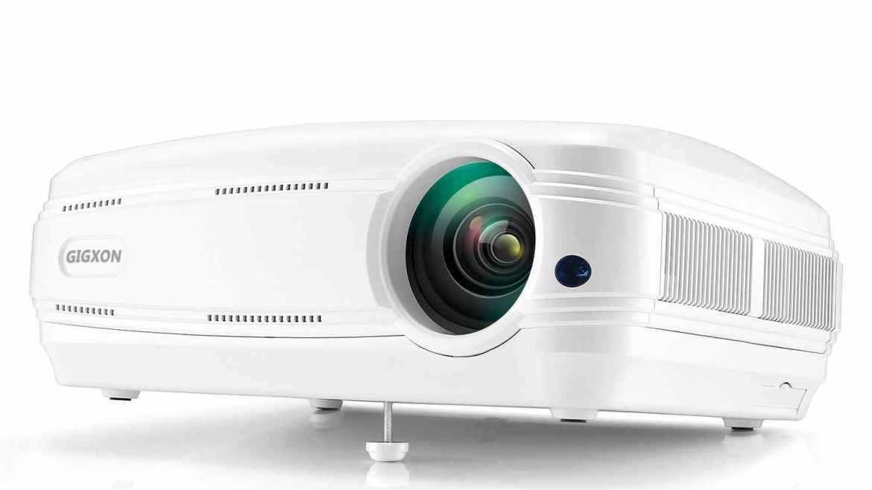 offertehitech-Gigxon G58 3200 lumen portatile 1080p home theater proiettore LED HD Outdoor e film proiettore