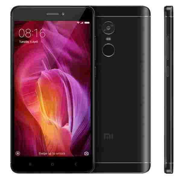 offertehitech-Xiaomi Redmi Note 4 Edizione Globale 5.5-pollici 4GB RAM 64GB ROM Snapdragon 625 Octa-core 4G Smartphone