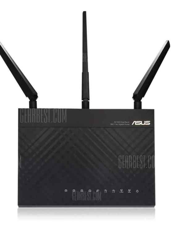 offertehitech-gearbest-ASUS RT - AC1900P 1900Mbps Wireless Router
