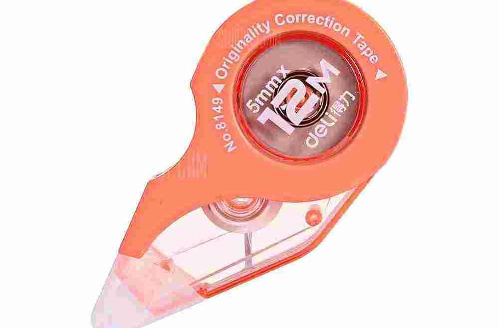 offertehitech-gearbest-Deli 8149 Correction Tape