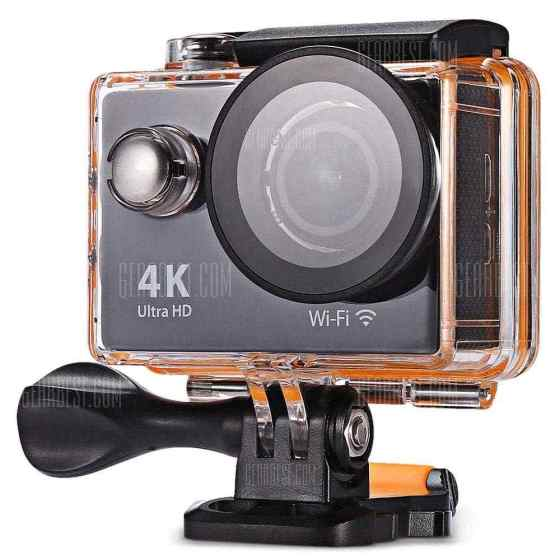 offertehitech-gearbest-H9 Ultra HD 4K Action Camera