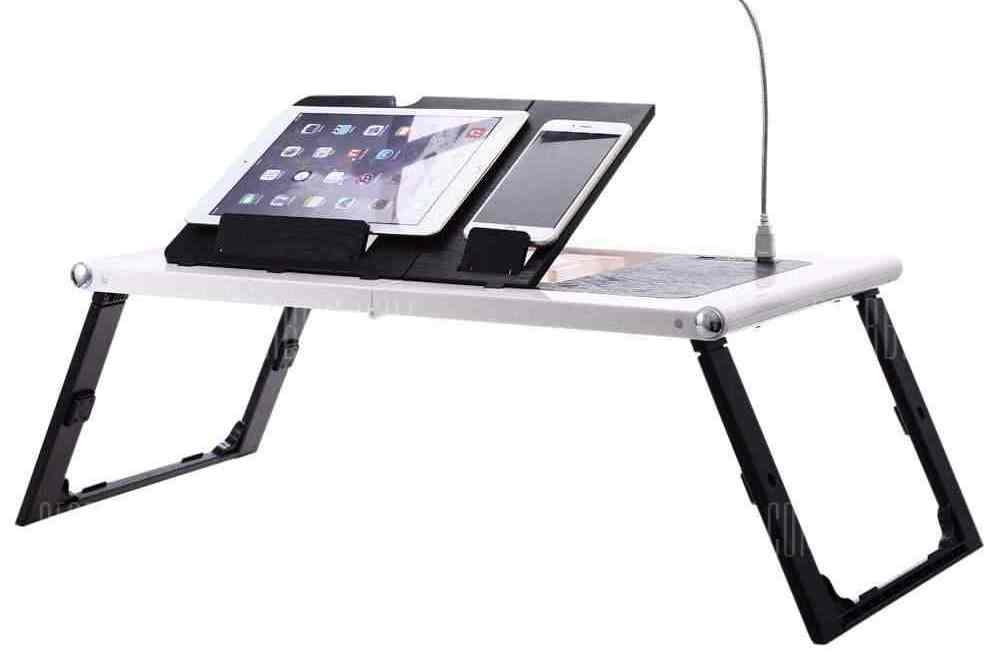 offertehitech-gearbest-LD99-2 Foldable Laptop Desk