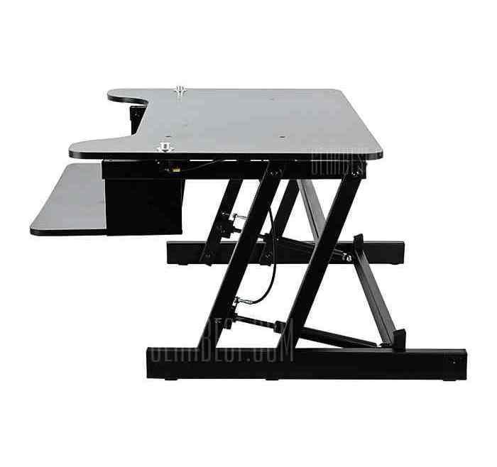 offertehitech-gearbest-Laptop Adjustable Desk Computer Stand Table