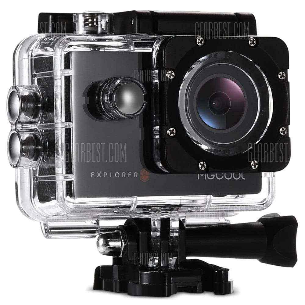 offertehitech-gearbest-MGCOOL Explorer ES 3K Action Camera Allwinner V3 Chipset