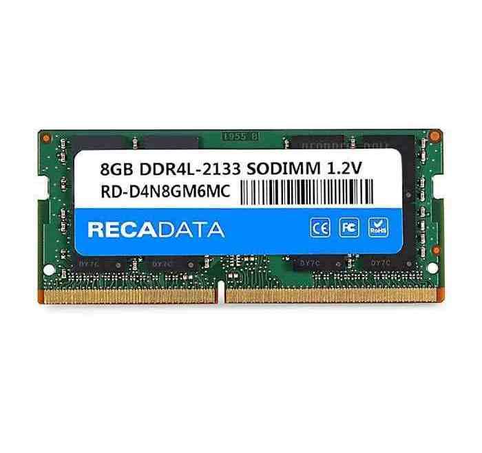 offertehitech-gearbest-RECADATA 8GB DDR4L - 2133 Memory Module 260 Pin