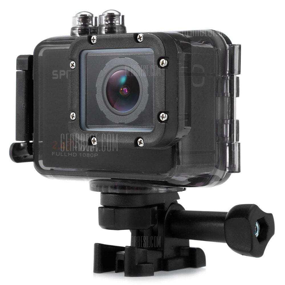 offertehitech-gearbest-S800 4K 4MP App Ishare WiFi Sports Action Camera
