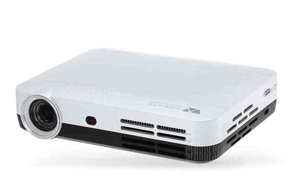 offertehitech-gearbest-WOWOTO H8 Home Theater Video DLP Projector
