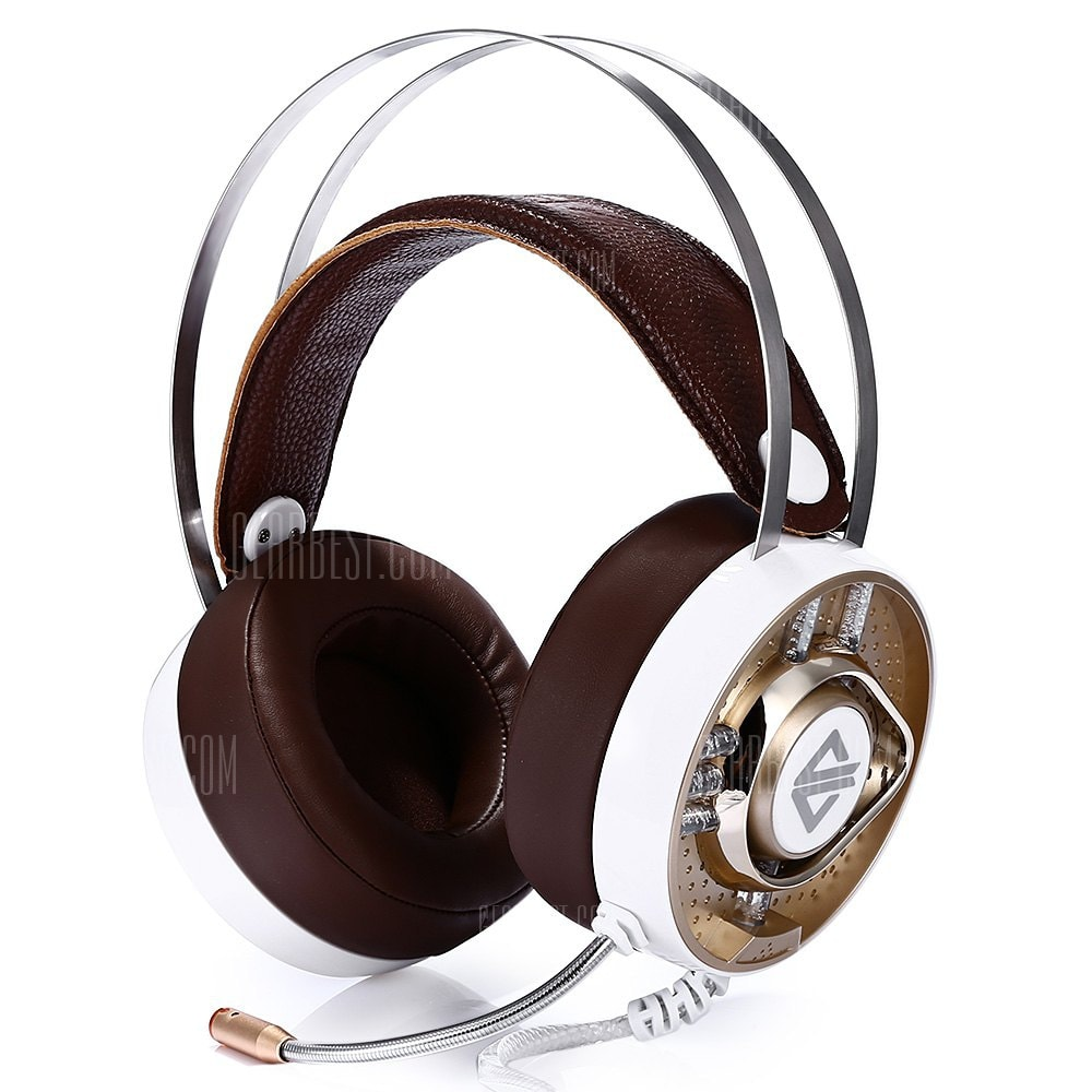 offertehitech-gearbest-Ajazz AX360 Over-ear Gaming Headset with Mic