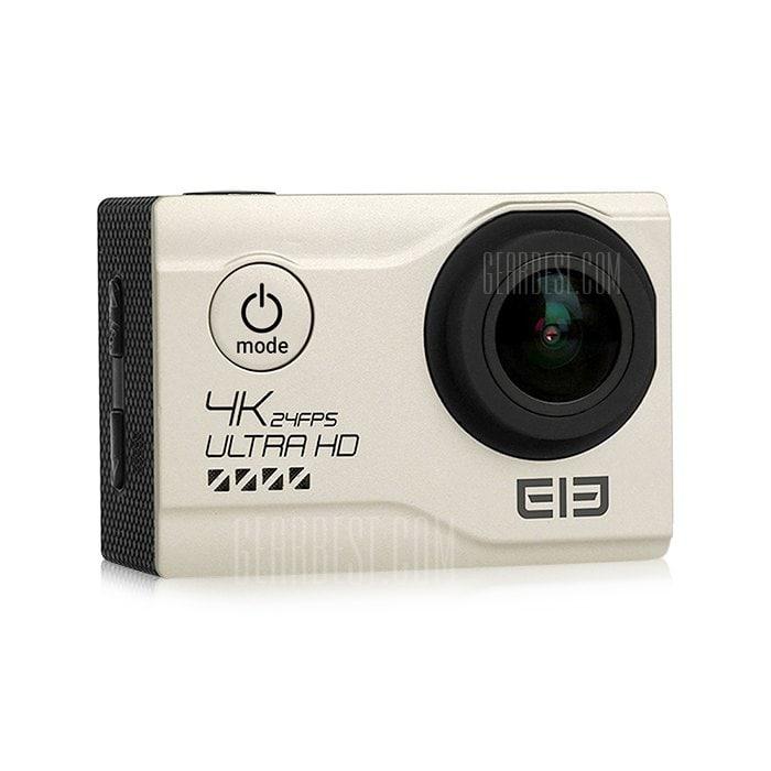 offertehitech-gearbest-Elephone EleCam Explorer Elite 4K Action Camera