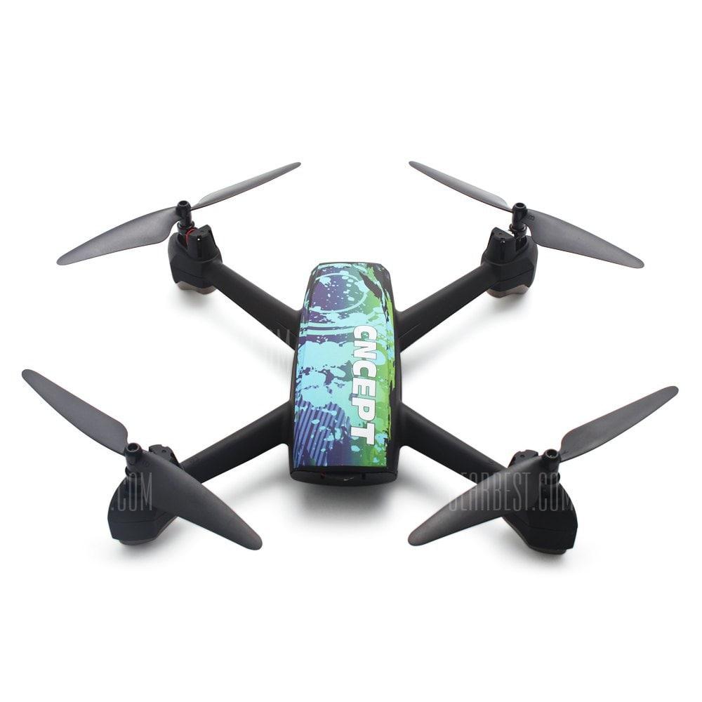 offertehitech-gearbest-JXD 518 GPS Positioning RC Drone RTF 720P WiFi FPV