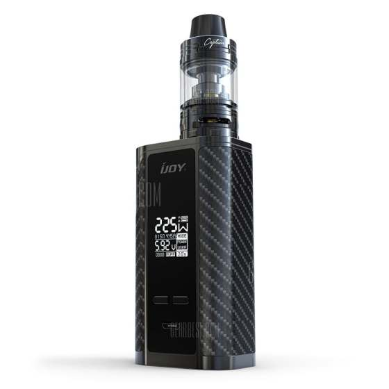offertehitech-gearbest-Original IJOY Captain PD1865 225W TC Box Mod Kit