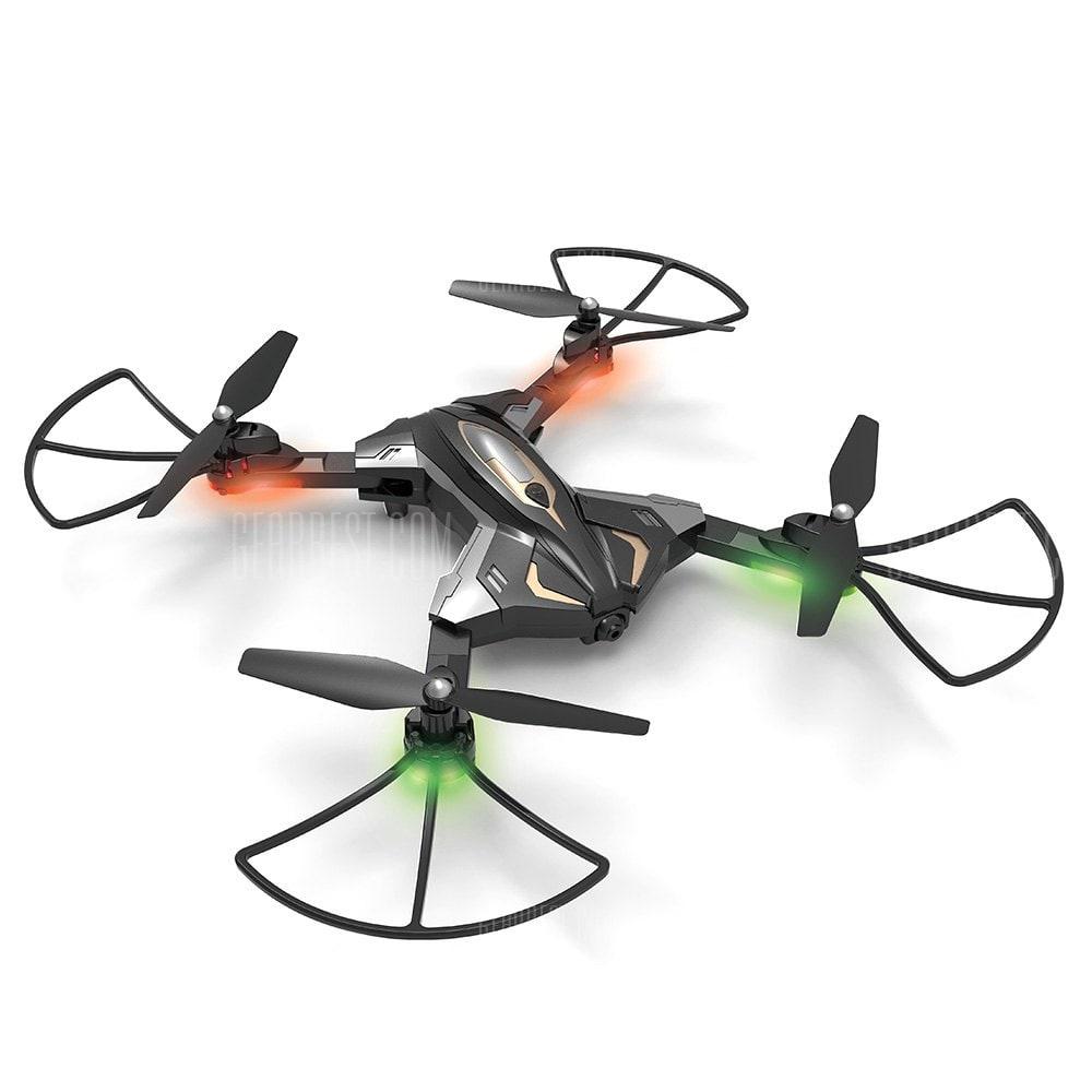 offertehitech-gearbest-TKKJ L600 Foldable RC Drone RTF G-sensor Control