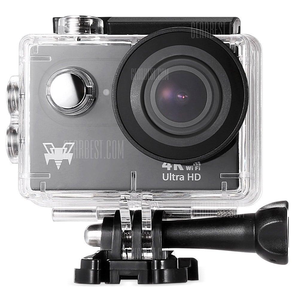 offertehitech-gearbest-H9R Waterproof Action Camera 4K Ultra HD Resolution