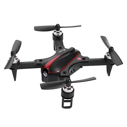 offertehitech-MJX Bugs 3 Mini 175mm Wheelbase Mini Brushless Racing Drone 4in1 4A ESC RC Quadcopter RTF - Black