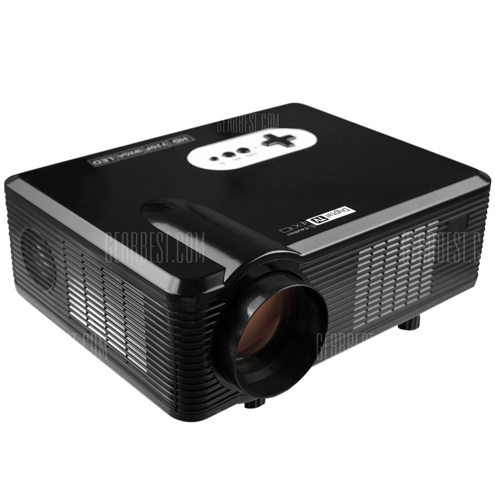 offertehitech-gearbest-Excelvan CL720D LED Projector with Digital TV Slot EU PLUG