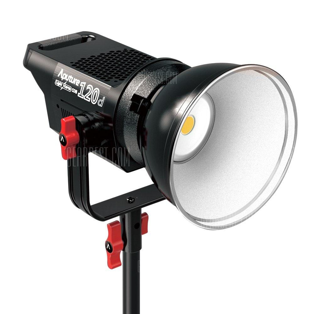 offertehitech-gearbest-Aputure LS C120d ( V-mount ) KIT Portable Film and TV Light