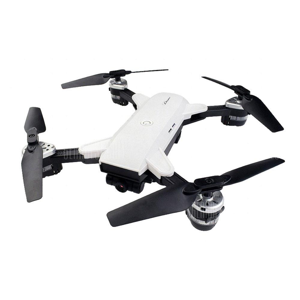 offertehitech-gearbest-YH - 19HW 2.4GHz Foldable RC Selfie Drone - RTF