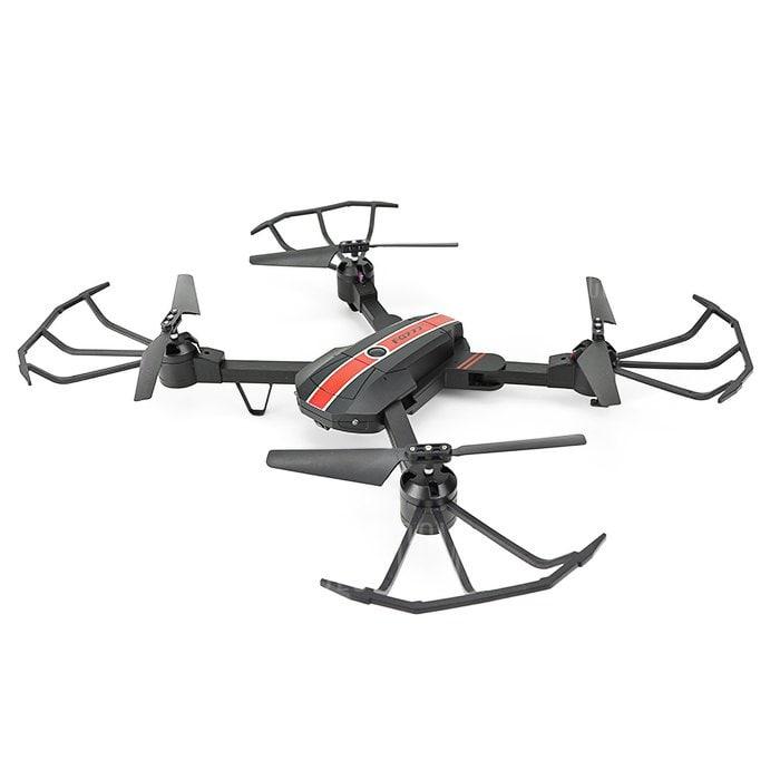 offertehitech-gearbest-FQ777 FQ24 Foldable RC Selfie Drone - RTF