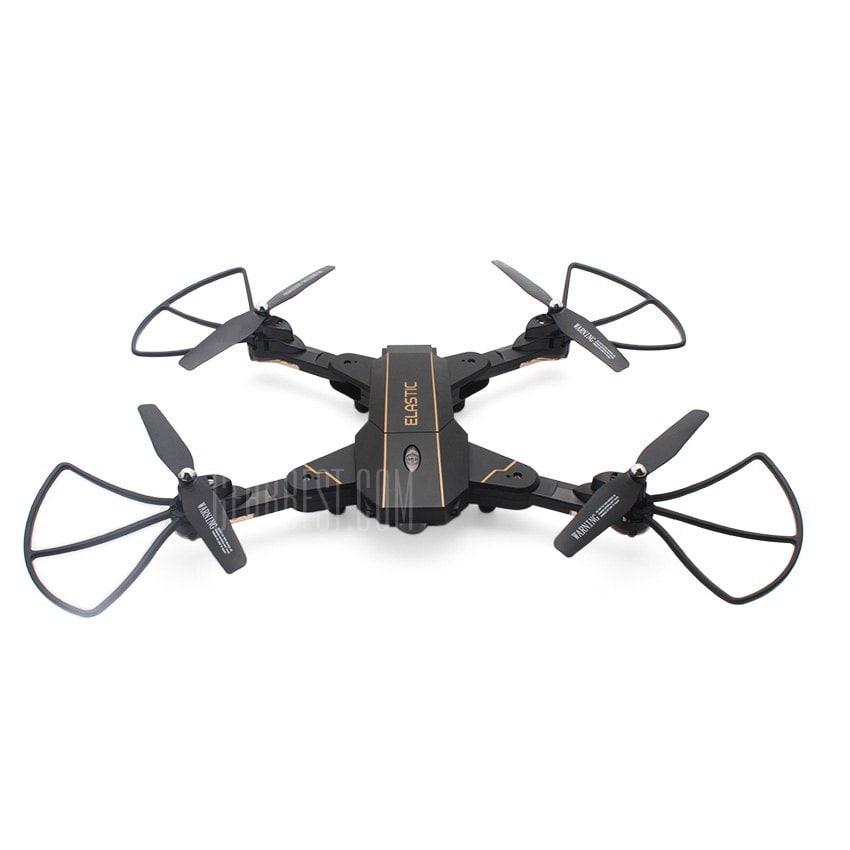 offertehitech-gearbest-TKKJ L603 Foldable RC Drone RTF 0.3MP WiFi Camera
