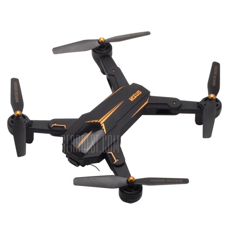 offertehitech-gearbest-VISUO XS812 GPS 5G WiFi FPV RC Drone RTF HD Camera