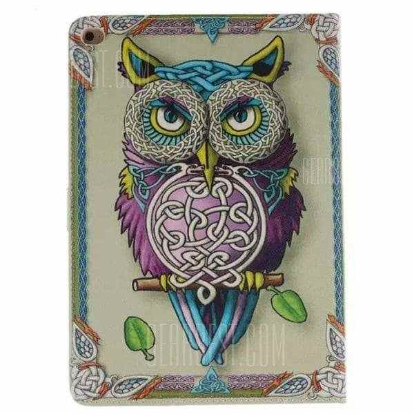 offertehitech-gearbest-Night Owl Style Protective Case for Samsung Galaxy Tab 4 T230