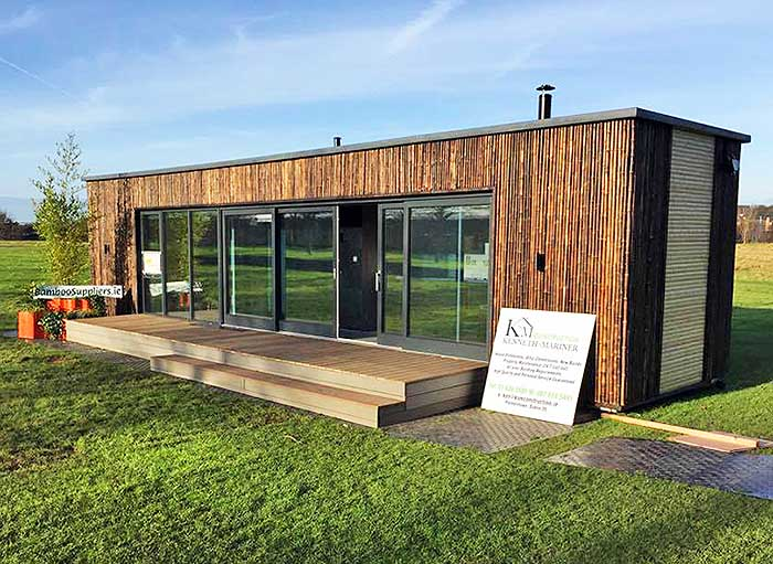 Irelands First Shipping Container Home Built In 3 Days