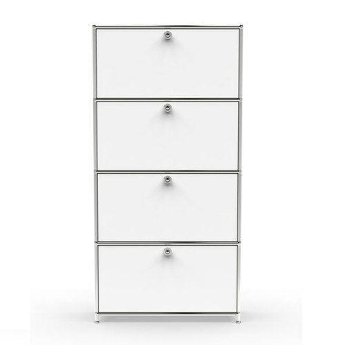 Highboard T14 mit 4 Klappen