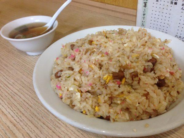西華(東松山/グルメ)デカ盛り店のしょうゆラーメンが昔ながらで最高!①