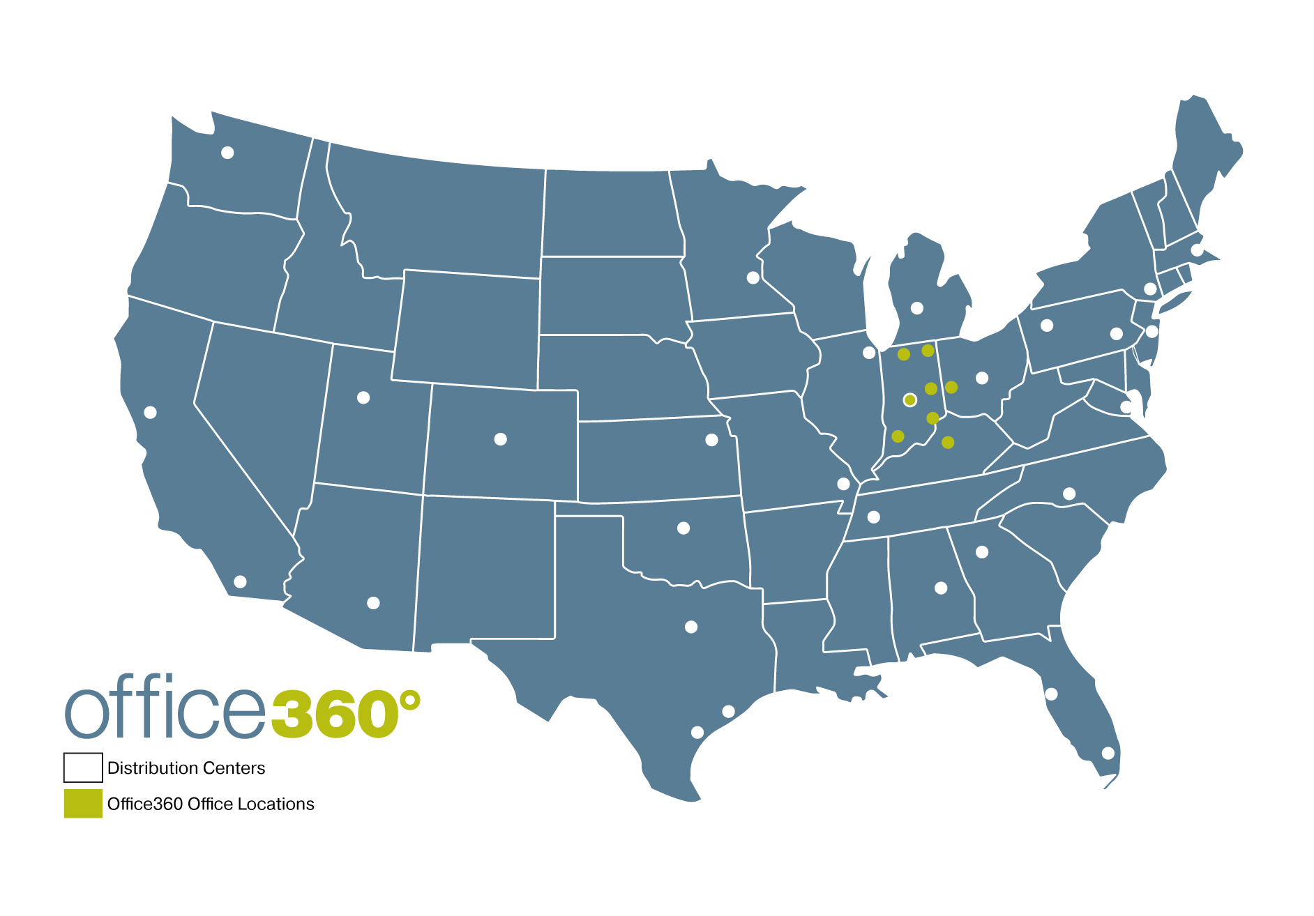 Office360-Distribution-Center-Map