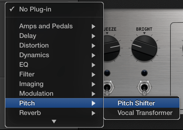 Pitch Shifter
