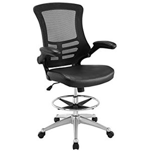 Modway Attainment Drafting Chair Review
