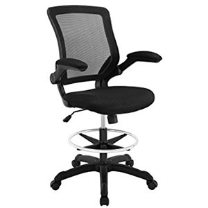 Modway Veer Drafting Stool Chair Review