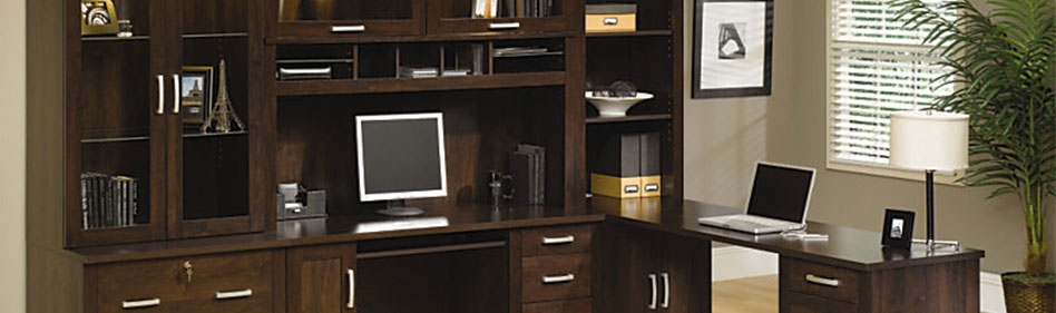 Sauder Office Port Collection At Office Depot Officemax
