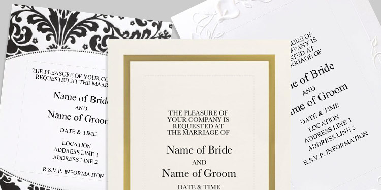 Custom Invitations Office Depot