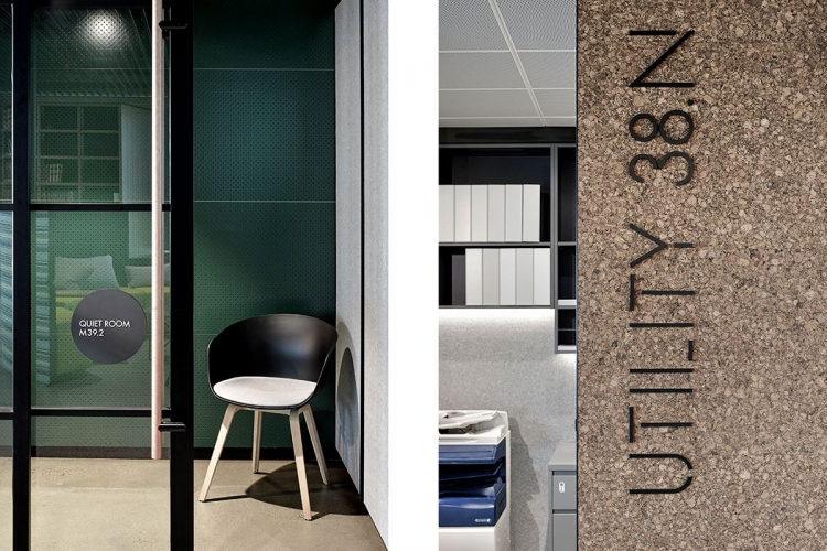 Minter Ellison Sydney Office Design