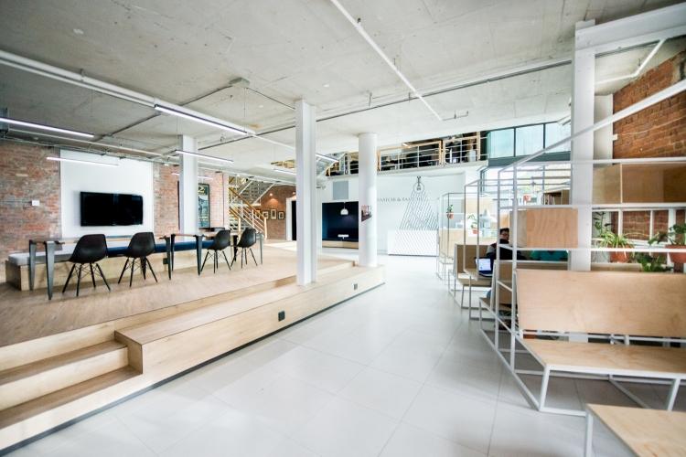 Saatchi & Saatchi Cape Town Office Design