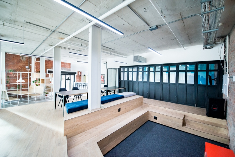 Saatchi & Saatchi Cape Town Office Design