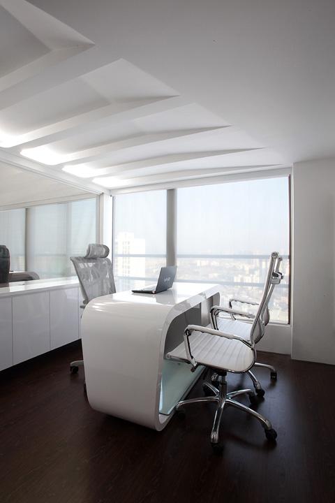 Singa Infrastructure Mumbai India Office Design