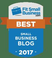 office blog award
