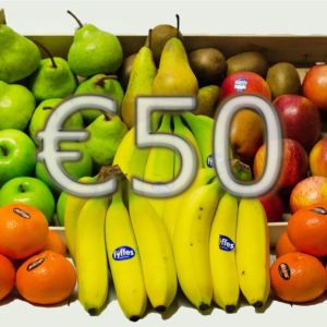 50 fruit delivery dublin