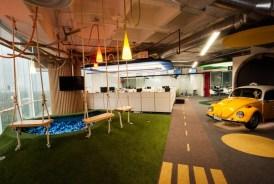 Resultado de imagen para google mexico office